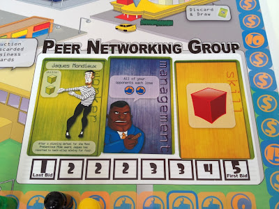 Worker Placement Kickstarter Board Game Review peer network