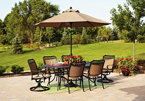 DigiCrumbs Outdoor Dining Sets Finding the Right Set at