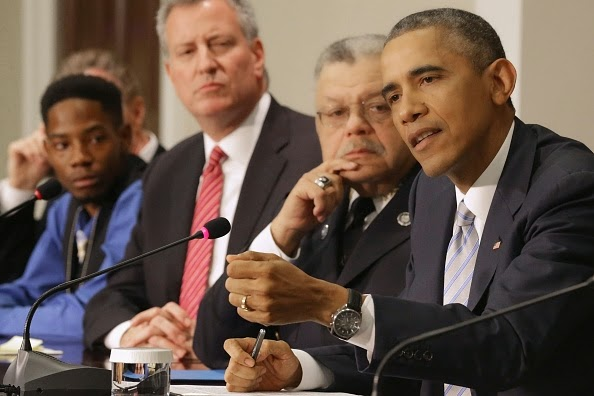 Obama Requests $263 Million For 50,000 Police Body Cameras And Additional Training After Ferguson Unrest