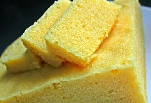 Resepi Kek Butter Kukus