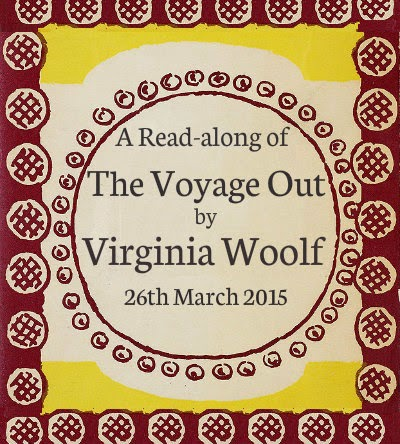 The Voyage Out Read-Along, March 2015