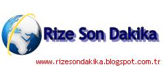 Rize Son Dakika