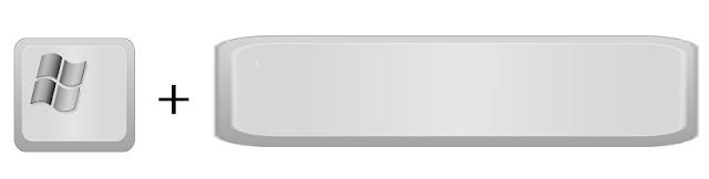 Tasti di scelta rapida  [Logo Windows] + [Barra spaziatrice]