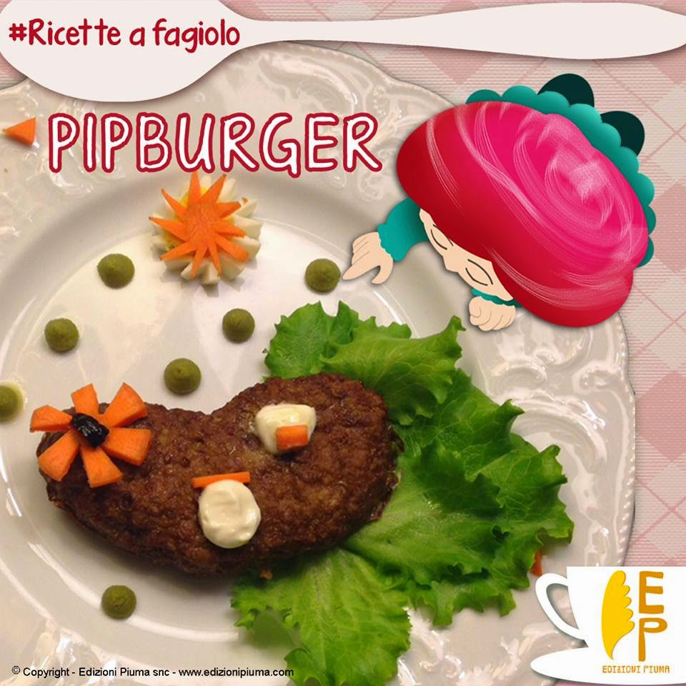 #RICETTEAFAGIOLO ... PIPBURGER