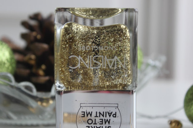 Nails Inc Snowglobe Nail Polish