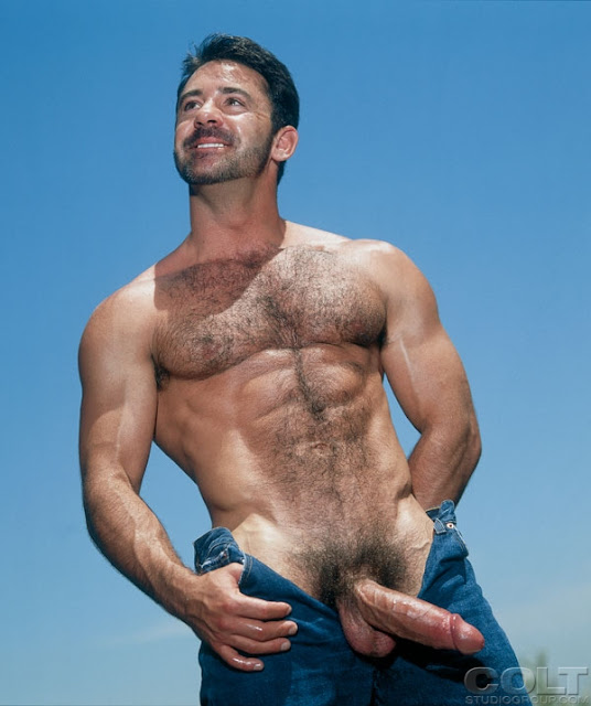 Hairy Man Body Hair Is So Hot