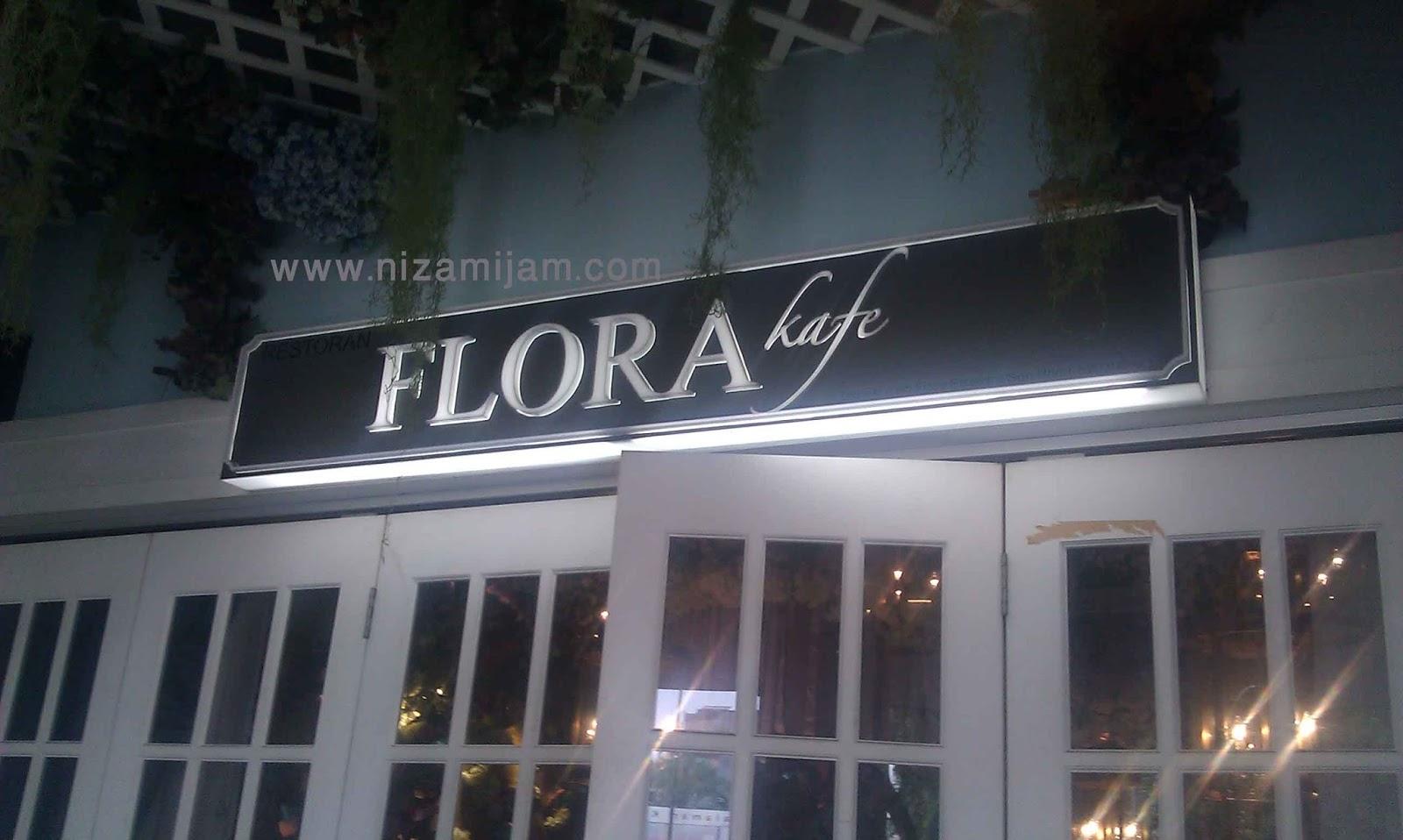 flora kafe, ampwalk, jalan ampang, kuala lumpur, lunch, tempat makan, vintage