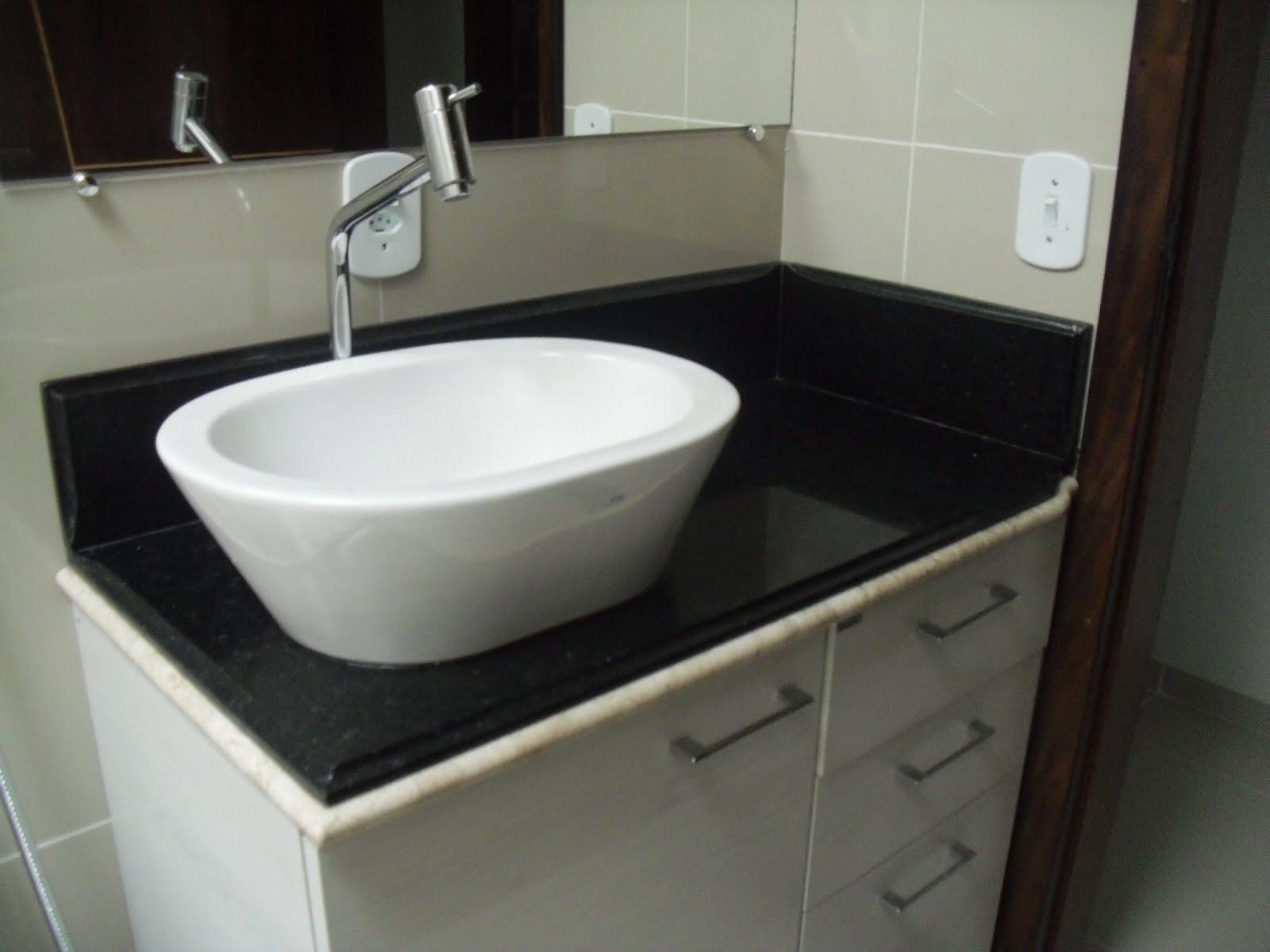 Lavatorio Para Banheiro Em Granito  cgafghanscom banheiros pequenos e modernos -> Cuba Para Banheiro Em Granito
