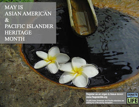 May is Asian American & Pacific Islander Heritage Month