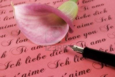 Une lettre d amour pour un homme