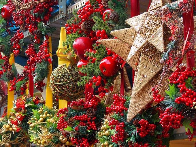 Mercado de Navidad, Zaragoza
