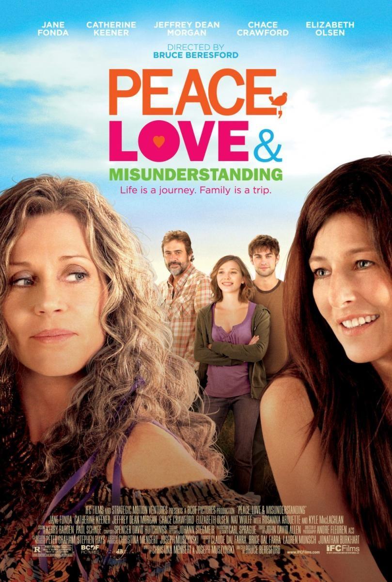 Paz, amor y malentendidos (2011)
