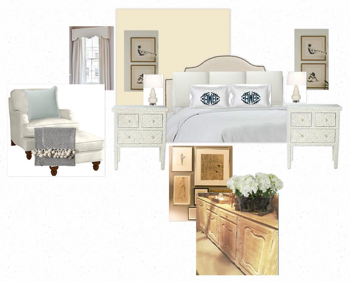 Moodboard Monday Master Bedroom Sitting Room