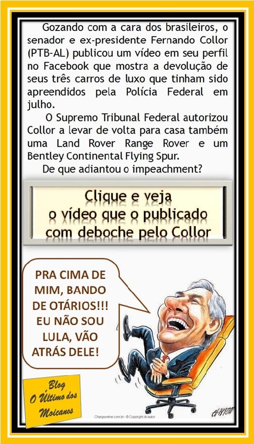 www1.folha.uol.com.br/poder/2015/10/1700969-collor-publica-video-comemorando-recuperacao-de-carros-de-luxo.shtml