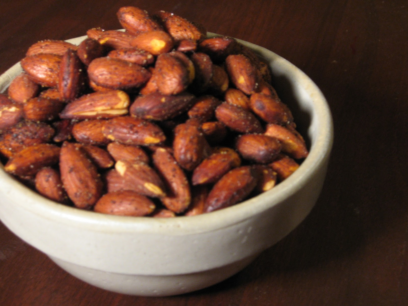 RECIPE: Spicy Roasted Almonds | The Way...