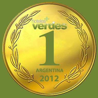 ARGENTINA BEST ECO HOTEL 2012