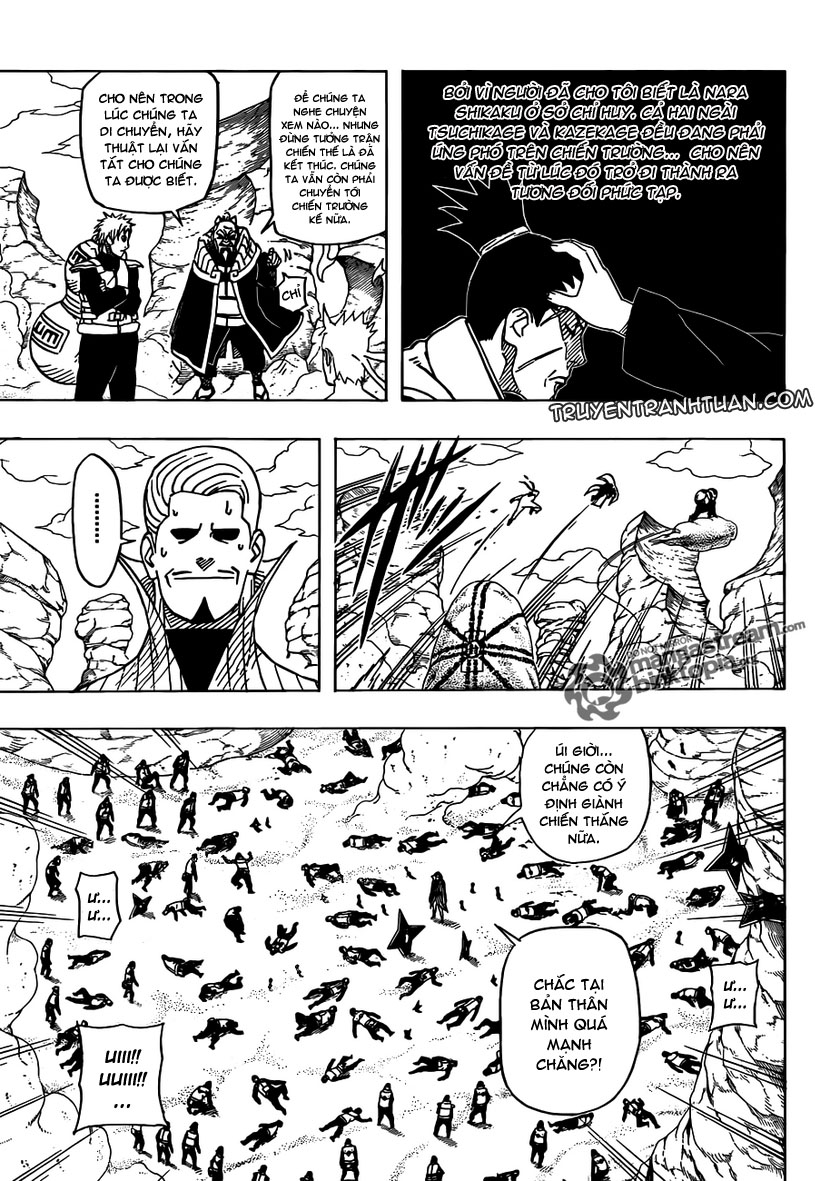 Naruto - Chapter 553 - Pic 8