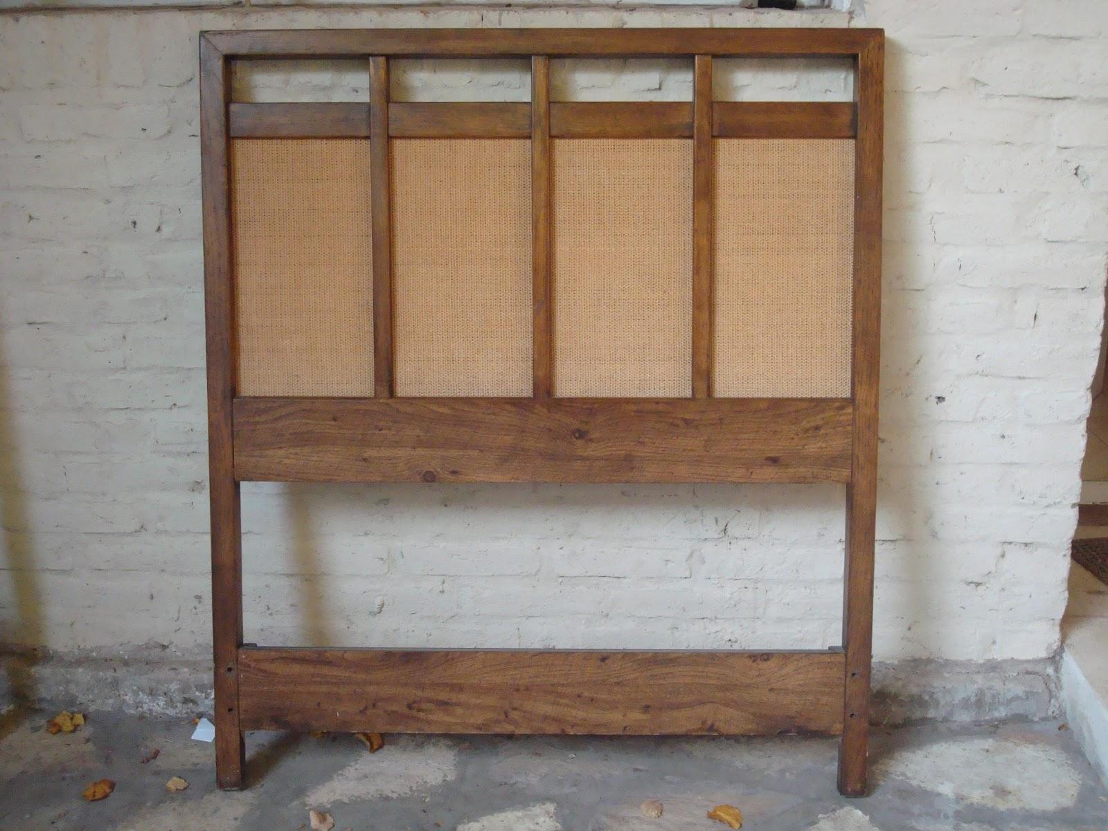 De cama con dosel en hierro para colchon o sommier de una for Futon cama de una plaza