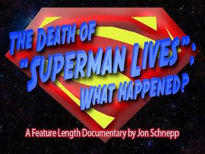 Death of Superman Lives, What Happened