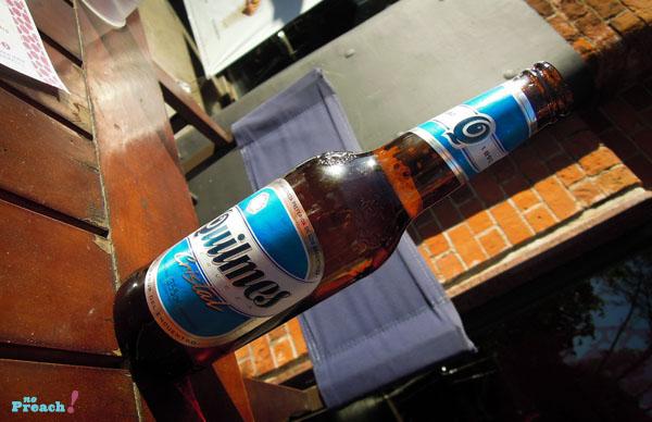 Quilmes Cristal, a cerveja mais consumida da Argentina