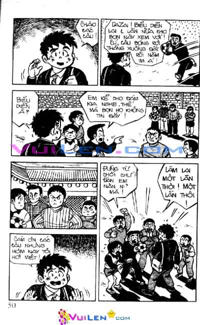 Jindodinho - Đường Dẫn Đến Khung Thành III  Tập 15 page 50 Congtruyen24h
