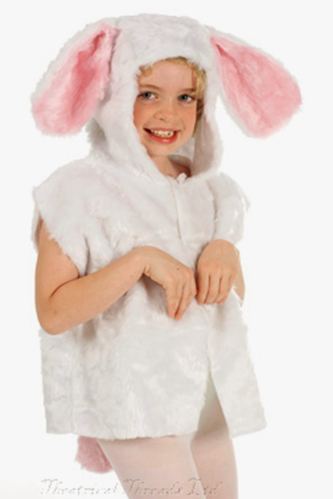 Kids Easter Bunny Rabbit Costume from Theatrical Threads