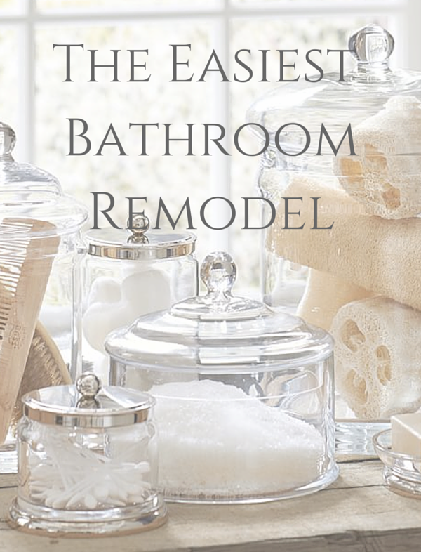 Here S A Little Secret To Redoing Your Bathroom Without Having Spend Thousands Of Dollars Remodeling It New Accessories