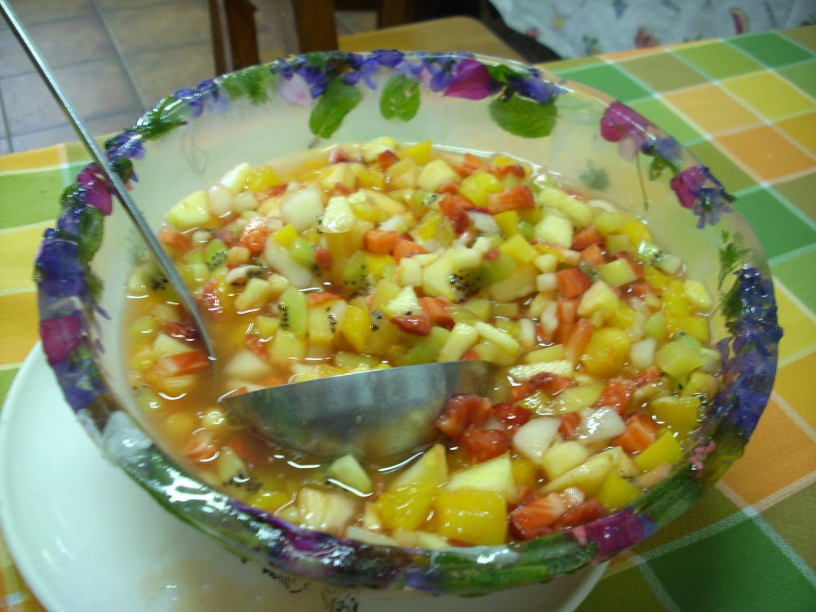 Consejos y trucos de cocina frutero de hielo for Mesa frutero cocina