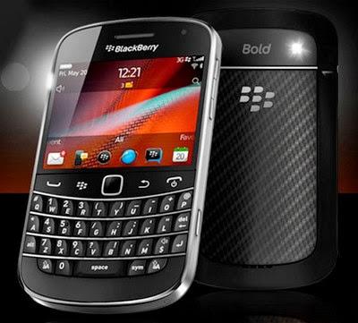 Harga Blackberry 9900