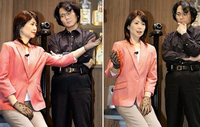 Inilah Robot Wanita Buat Teman Kencan Asal Jepang