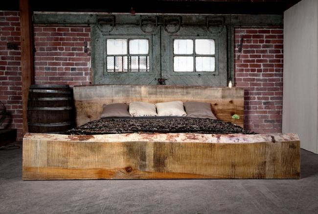 Dormitorios r sticos dormitorios con estilo - Dormitorios rusticos juveniles ...