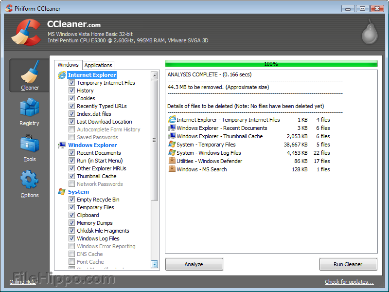 Ccleaner - Free downloads and reviews - CNET Downloadcom