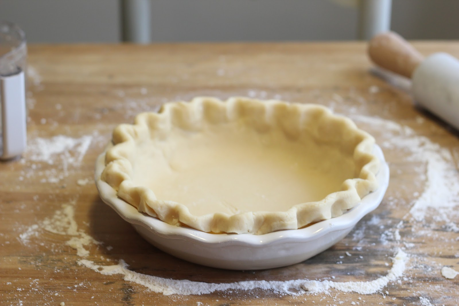 Jenny Steffens Hobick: How to Make The Prettiest Pie Crust ...