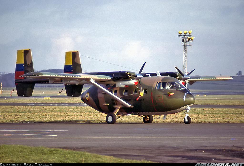 1 090 Of 302 Sponsor Message Aircraft Thailand Air Force Israel Industries Iai 201 Arava
