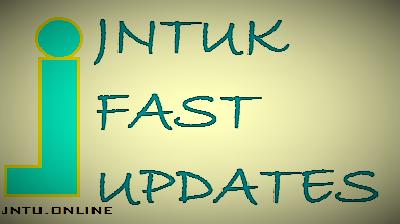 JNTU FAST UPDATES - updates of injntu, alljntuworld, fIrstonnet, jntu4u, jntubook, jntutalk