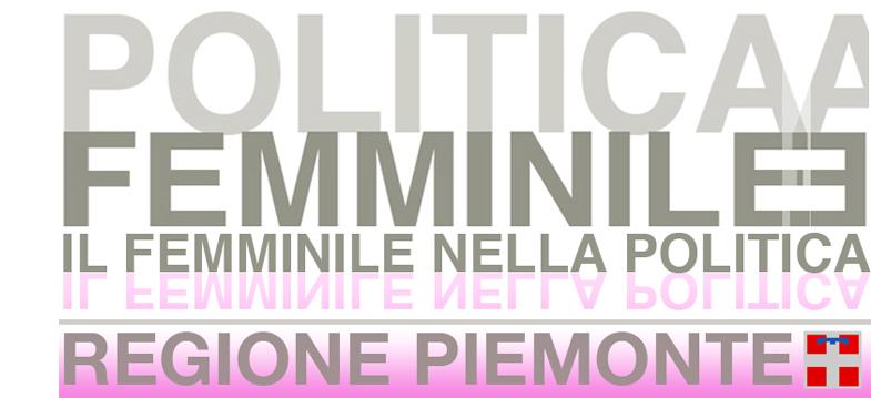 Politica Femminile Regione Piemonte