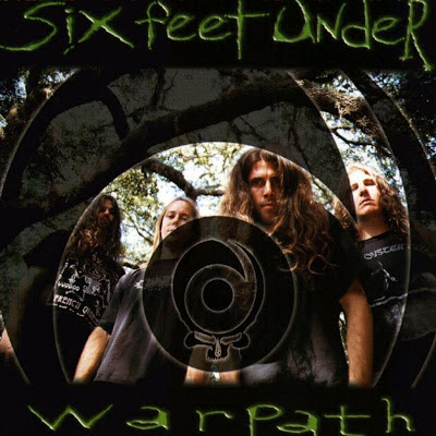 Discografía Six Feet Under (1995 - 2012) Mediafire