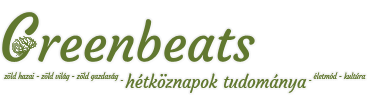 Greenbeats hétköznapok tudománya