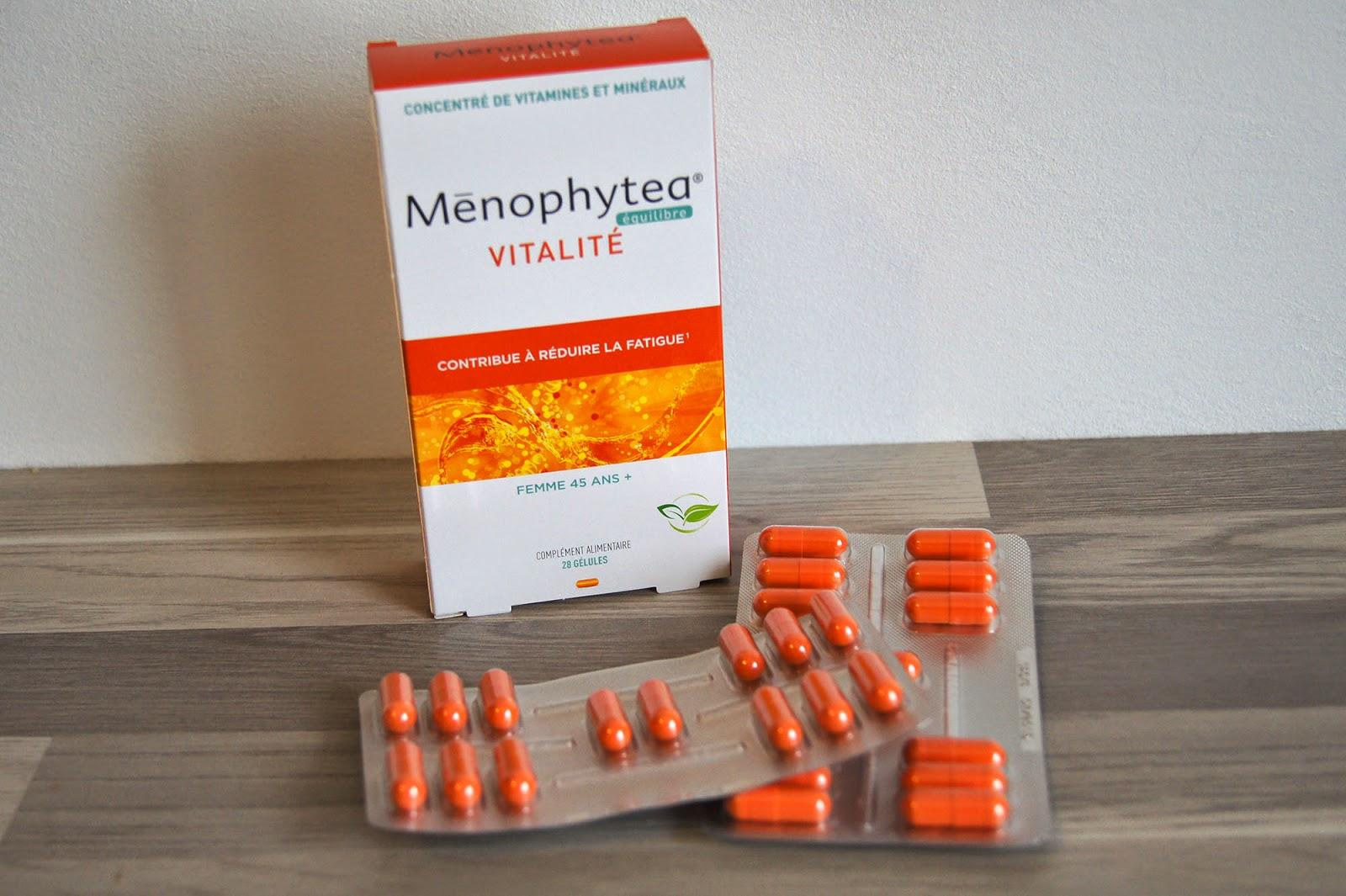 compléments alimentaires menophytea