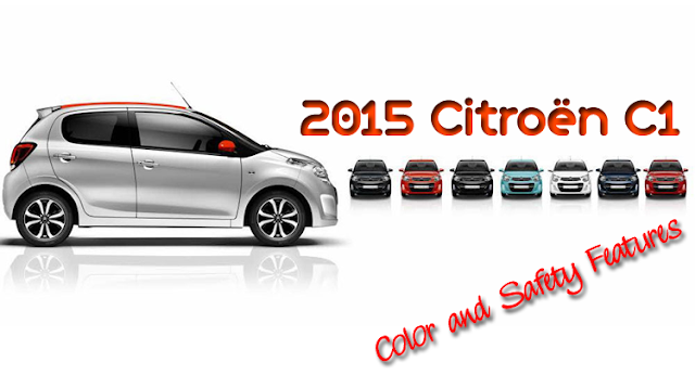 2015 Citroën C1