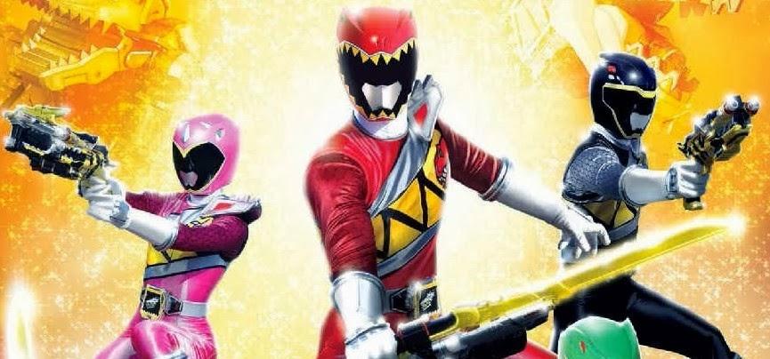 Lionsgate define data de lançamento do nova versão dos Power Rangers