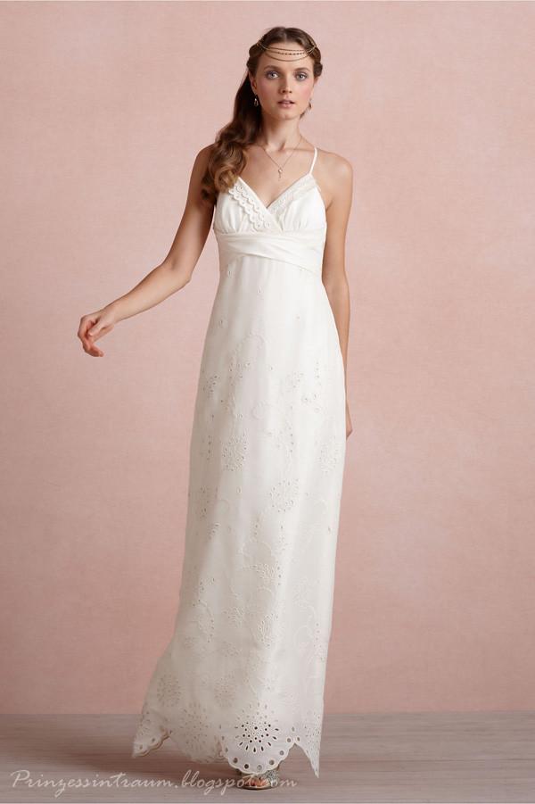 BHLDN Braut- und Brautjungfernkleider Kollektion