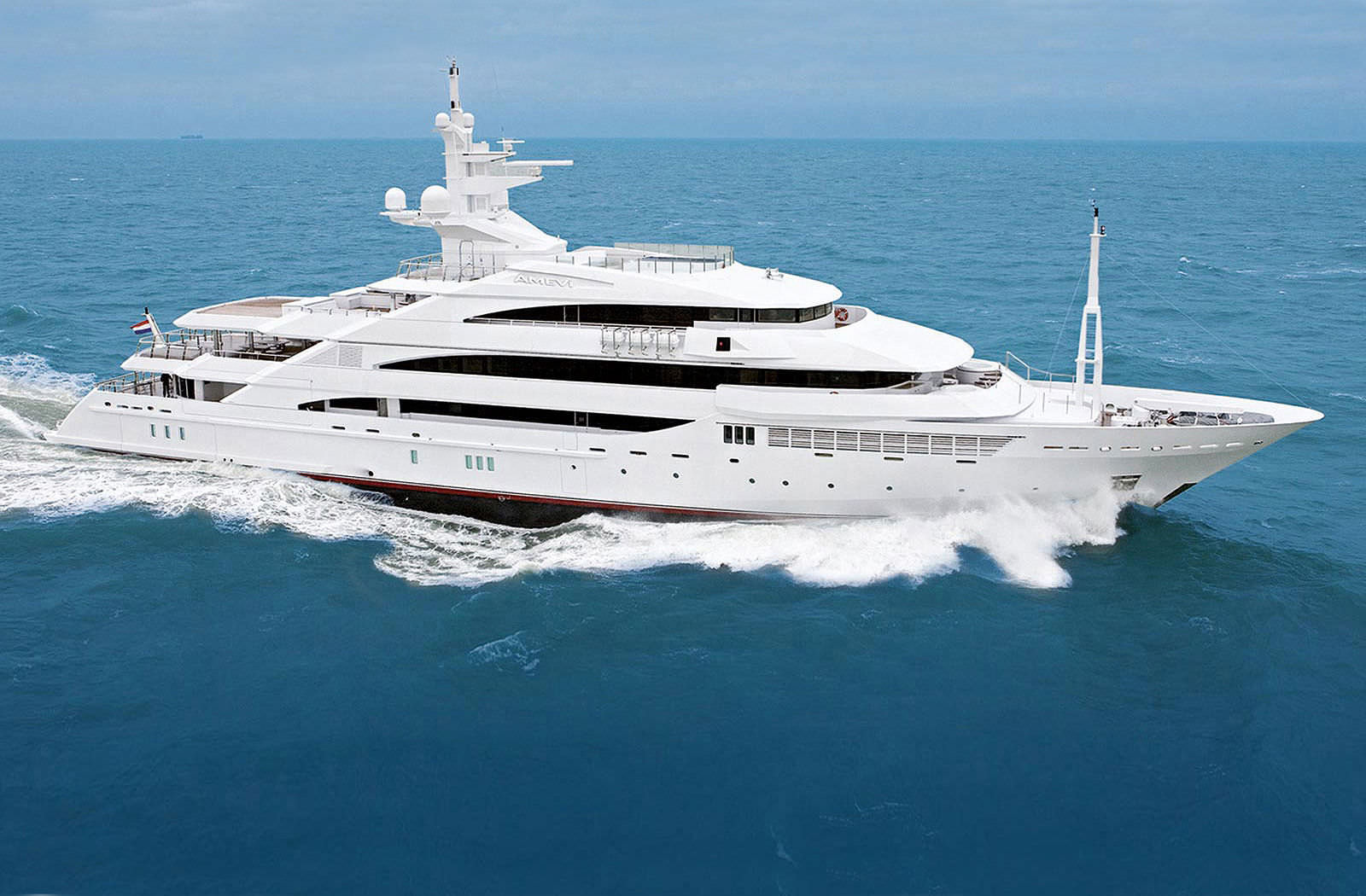 AMEVI SUPERYACHT PHOTOS | Marine Vessel Traffic