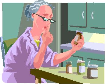 Uso incorrecto de medicamentos en adultos mayores
