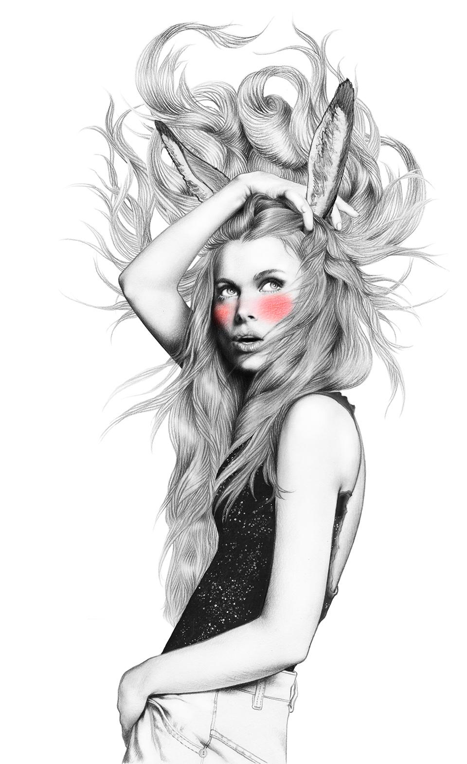 nuncalosabre. Ilustración | Illustration -  ©Minni Havas