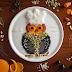 Fazendo arte com comida por Anna Keville