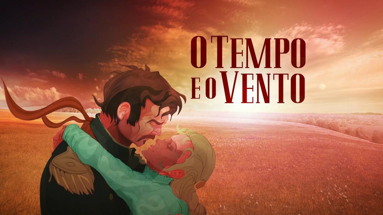 Download – O Tempo e o Vento – Episódio 01 – HDTV AVI + RMVB