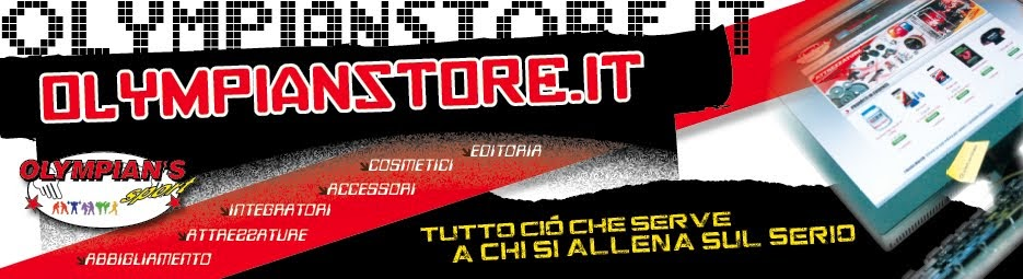 OlympianStore - Blog