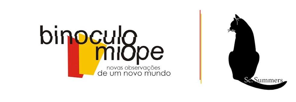 Binóculo Míope