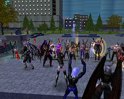 city of heroes download pc